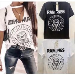 Camiseta Los Ramones