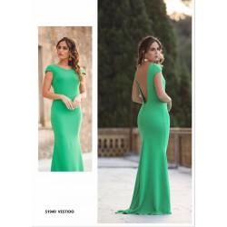 Vestido ELVIRA verde